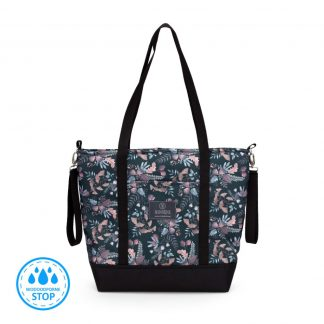 Torba dla mamy do wózka Shopper Bag SECRET GARDEN